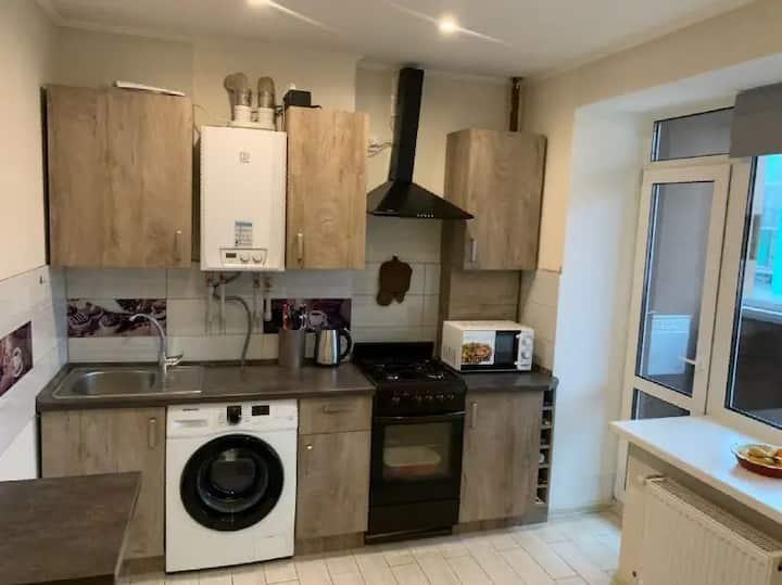 Посуточная аренда квартир  rent daily apartment..