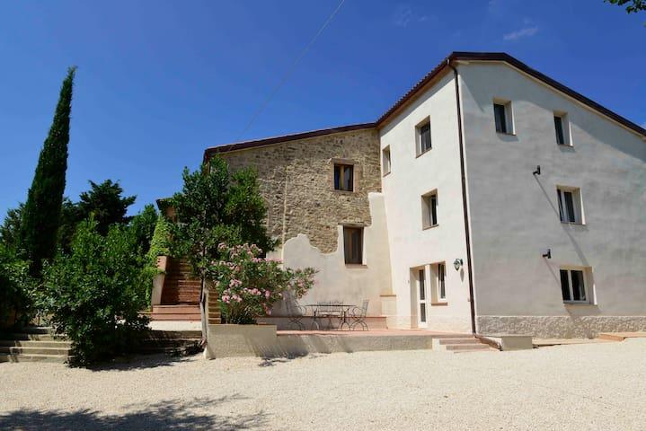 Aquileia (Podere Castello) - Stribugliano - Apartment