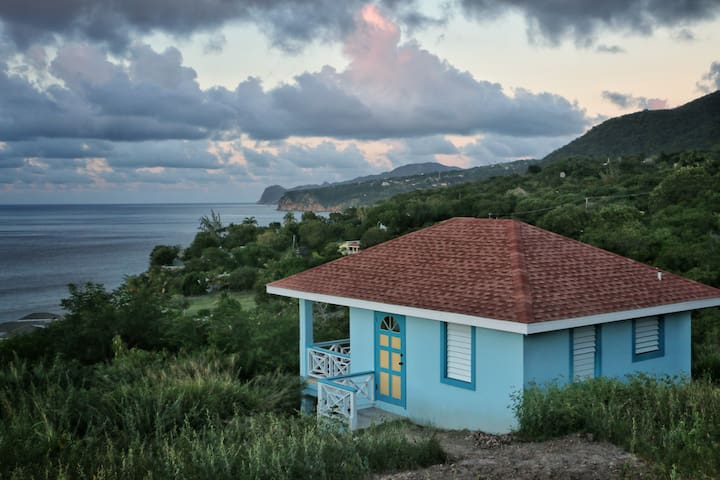 Blue Lime Cottage