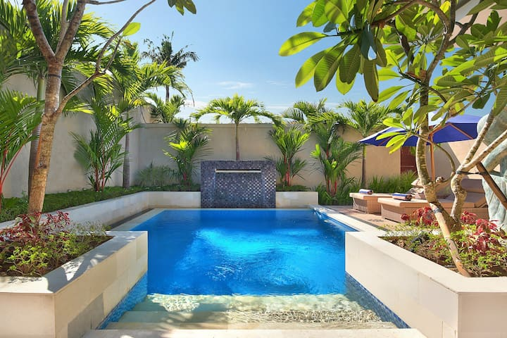 Dlxe One bedroom villa with private pool Canggu