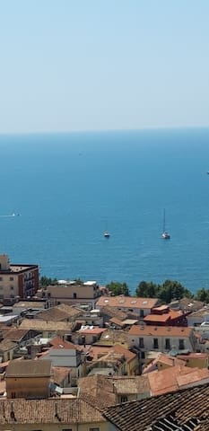 Panoramic Loft Salerno Historical Center