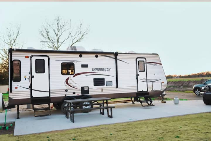 RV Beach Rental