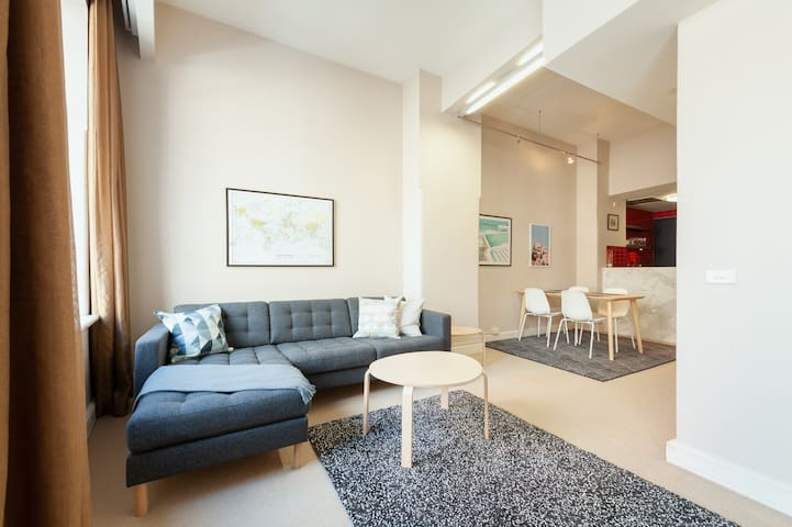 Stunning 1 Bedroom apartment @ Circular Quay
