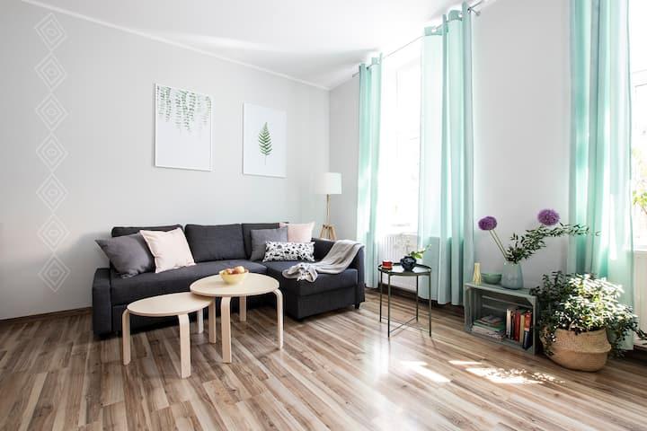 Apartament KDN w centrum Bielska-Białej