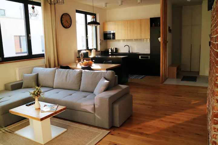 Fantastic apartment in Old town of Bratislava