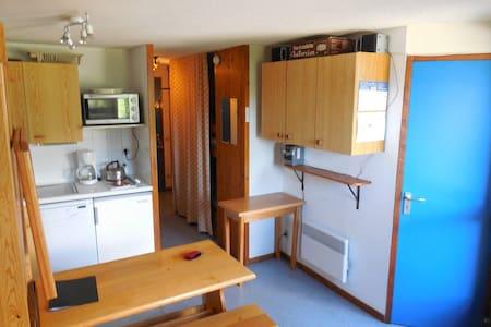 PURSI17 - Vallandry - Close to shops and ski slopes - VALLANDRY - Apartamento