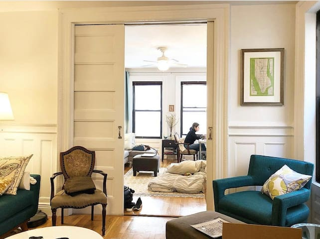 Stunning, spacious Upper West Side apartment!