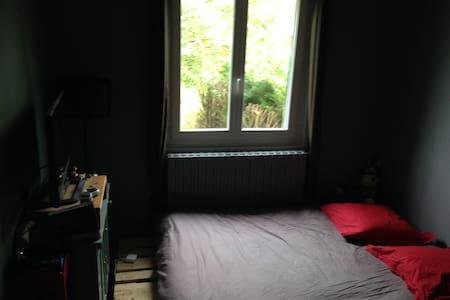 Chambre privé lit double 160/200cm - Orry-la-Ville