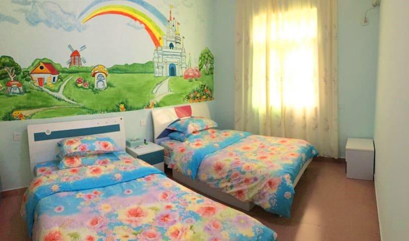 """流水小屋!温馨舒适整洁,给您带来真正的大自然的体验!""""南岭""""的感觉! - Shaoguan - Apartment"""