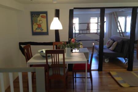 Maisonette (4-6 Personen) 75m2 - Braunschweig - Apartamento