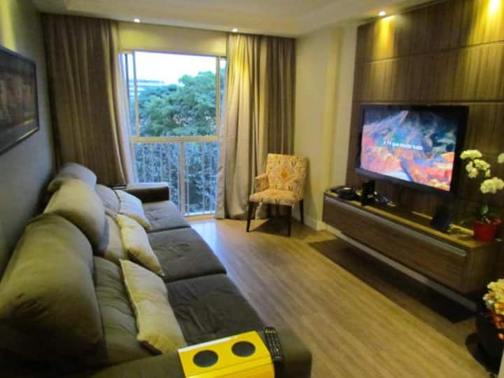 Apartment in a Condo - 3 rooms - Leisure area