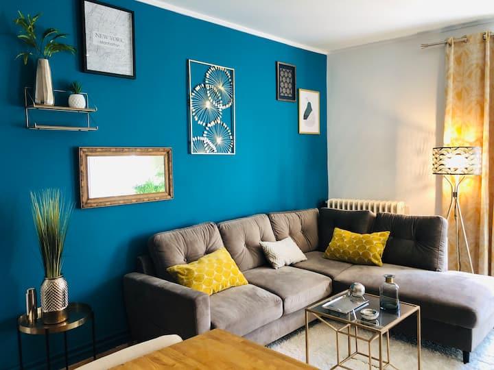 Charmant Appartement plein centre de Dieppe