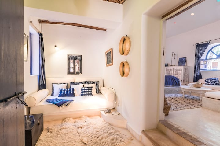 Riad Baoussala - Suite Hammam