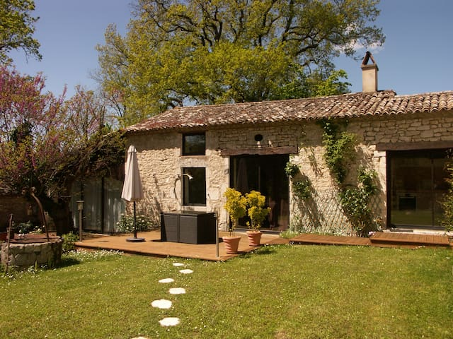 Apartment of charm near Bergerac - Monestier - Apartamento