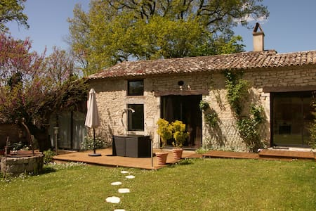 Apartment of charm near Bergerac - Monestier - 아파트