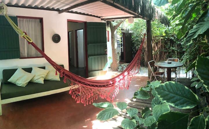 Hospedagem Caraíva - Suite Cacau (c/ Cozinha)