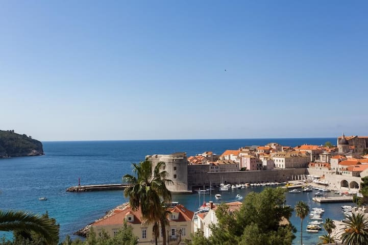 The best view to the old town