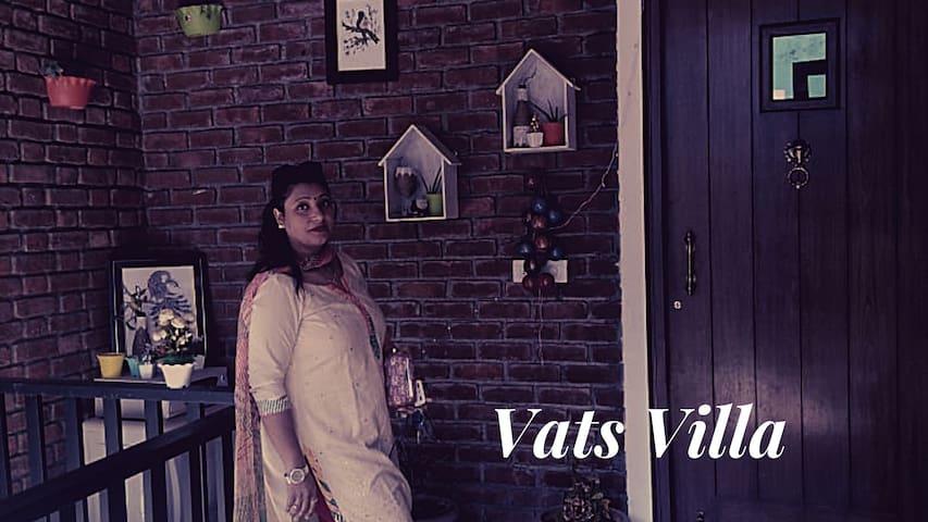 Vats Villa Orchid