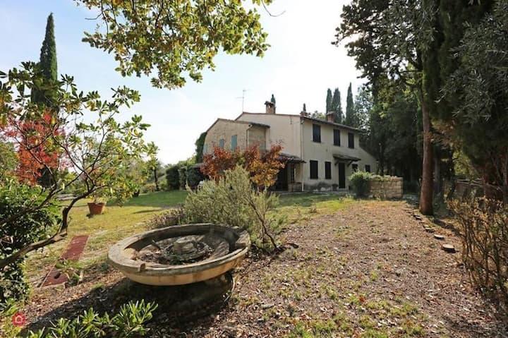 Casale Pollaiolo: una vista memorabile sul Chianti