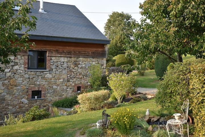 Maison entière à Marcouray (terrasse + jardin)