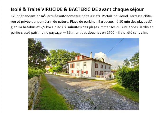 T2  traité VIRUCIDE BACTERICIDE air/meuble/literie