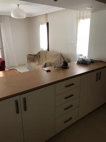 Denize sıfır yeni villa