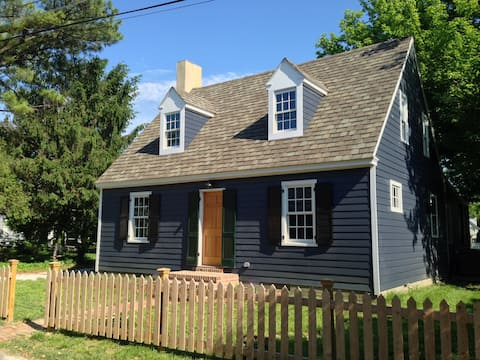 Carpenter St. Cottage In Town St. Michaels!