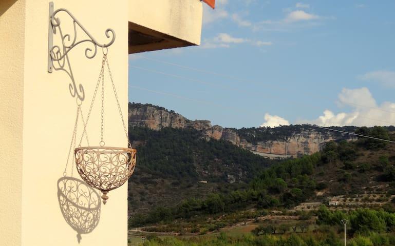 Siurana Climbing House - Cornudella de Montsant - Hus