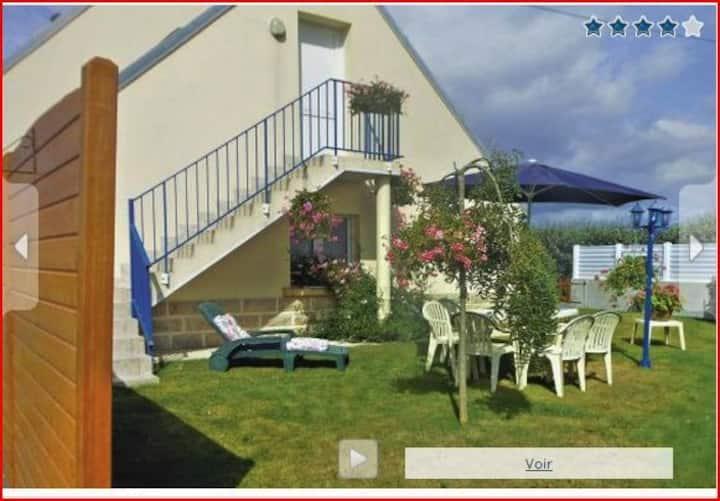 location appartement à 4 km de la mer