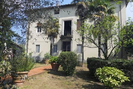 Grande Villa di Campagna immersa nella natura - Lucca - Loma-asunto