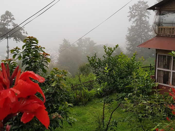 Nepal Earth House
