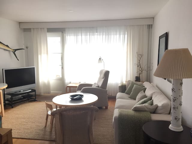 Central two bedroom apartment - Turku - Apartamento