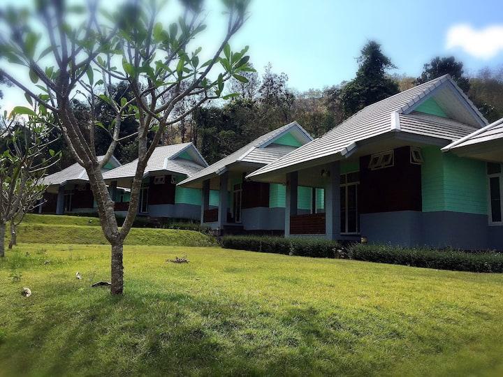 Stillness up the hill, Samoeng  บ้านเคียงภู สะเมิงใต้#2