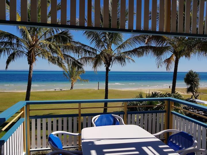 Tangalooma Beachfront Villa 44 - Air Conditioned