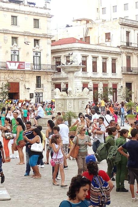 Carnival, a popular feast