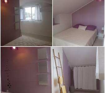 Shangri la (chambre rose)