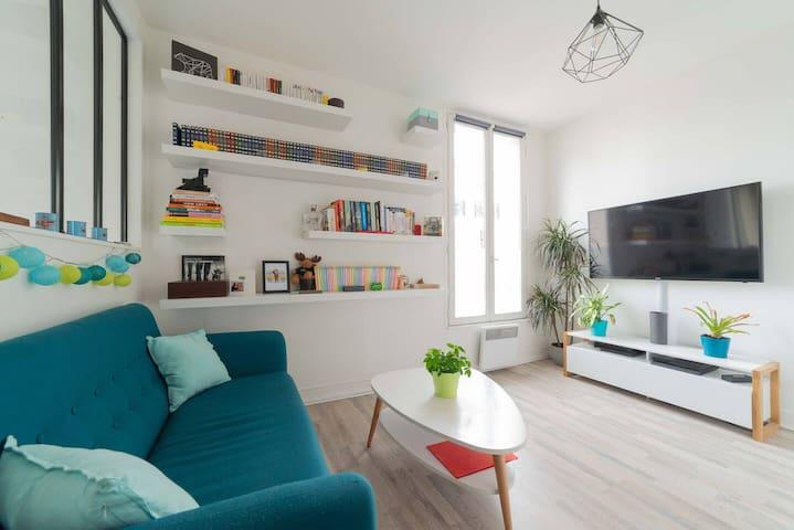 Superbe appartement aux portes de Paris