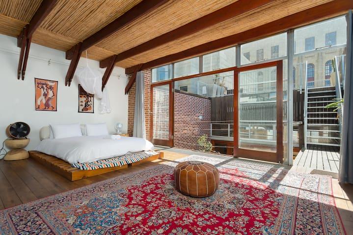 New York Style Loft Apartment