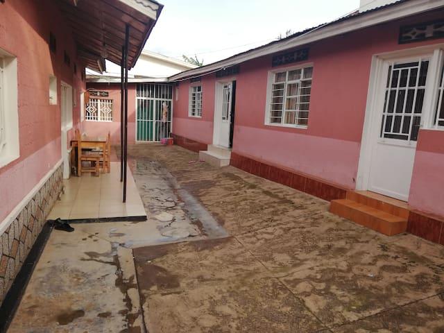 Une maison idéale pour votre séjour au Rwanda