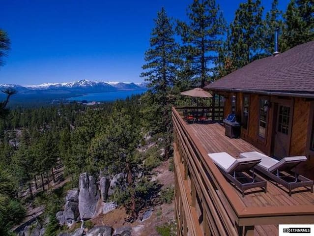 Stunning Lake Tahoe and Tallac Views, Kingsbury