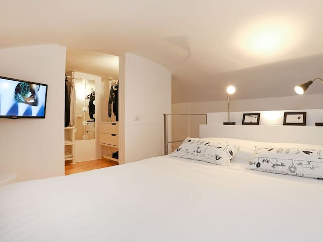 luxury apartments is beautifully decorated