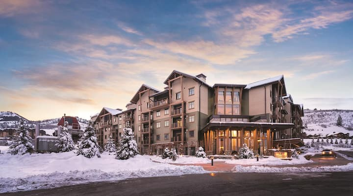 1 Bedroom 1 Bath Wyndham, Park City, Utah