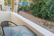 Traditional Cycladic Home