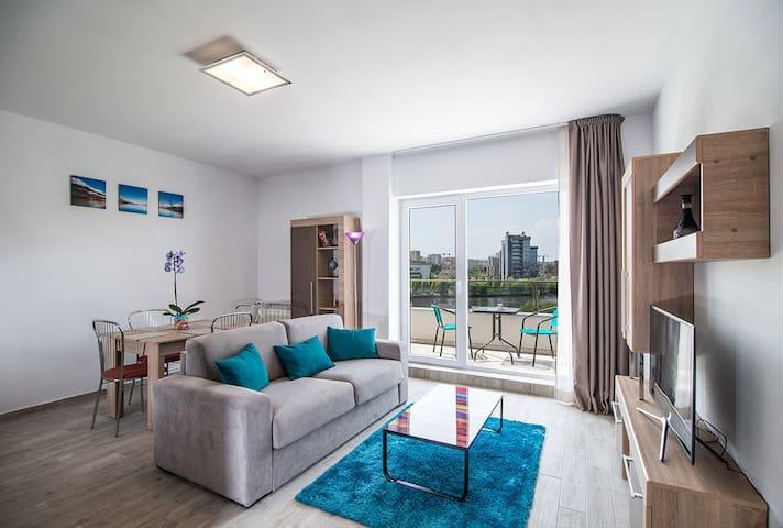 One bedroom apartament (2-4 pers)
