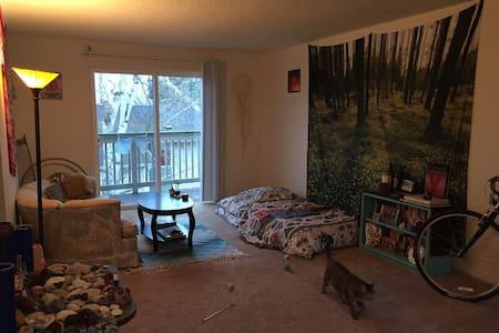 Private Room in lovely St. John's Neighborhood - Portland - Appartement