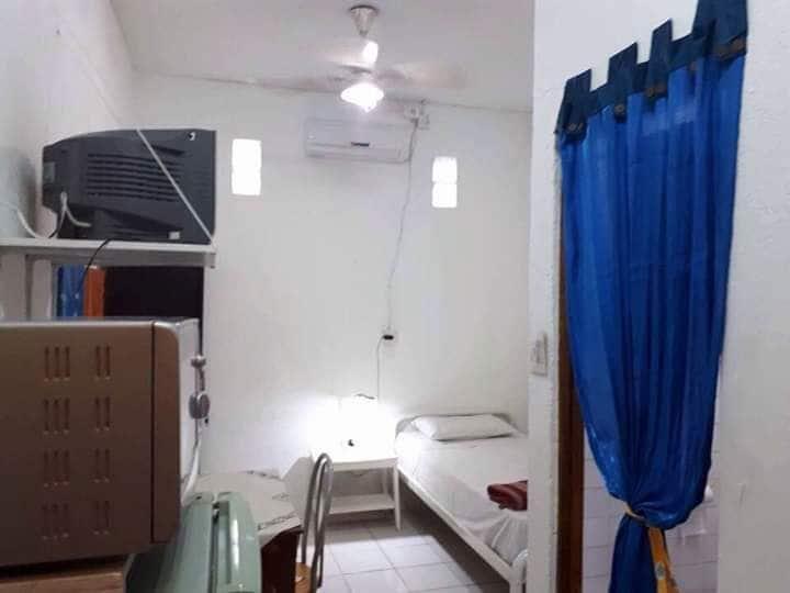 Vila Bemori single private bedroom