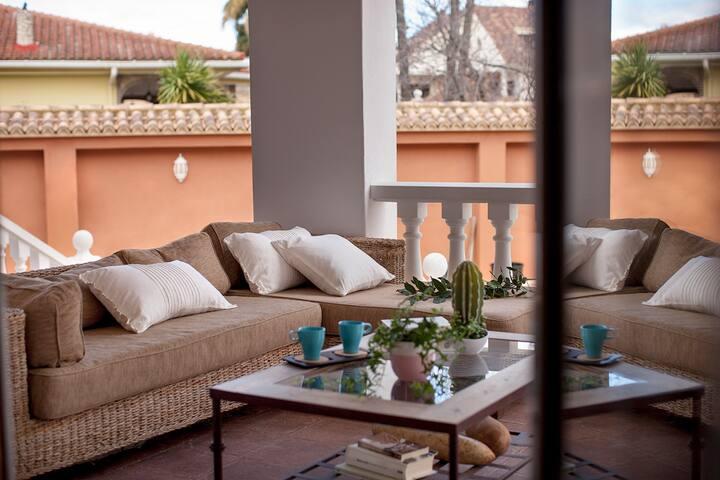 "Spanish villa, relax and silence ""Casa del Nene"""