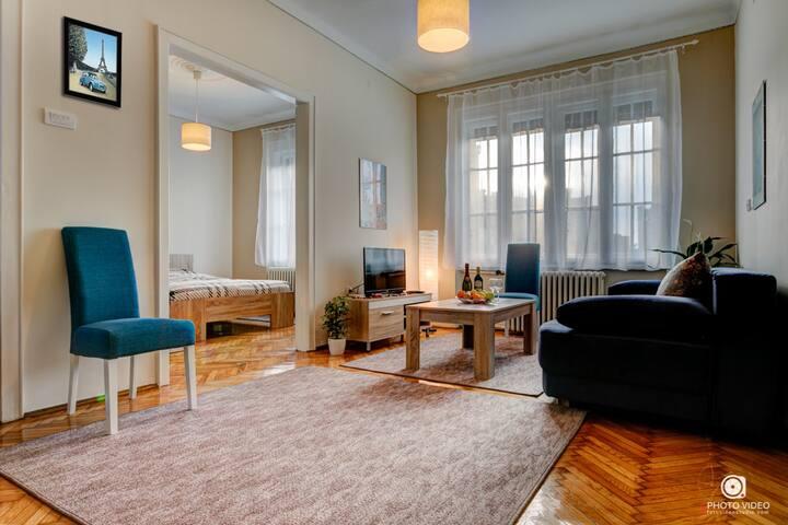 Bukusic Apartment - Beograd - Departamento