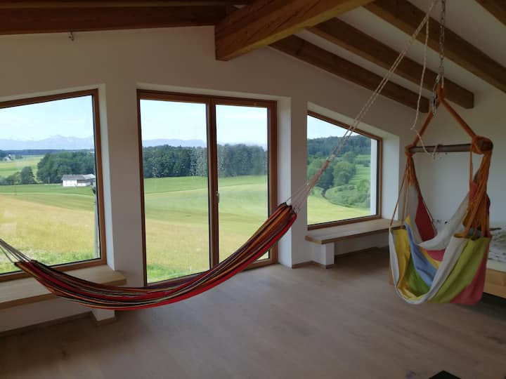 Relax Appartment on farmland