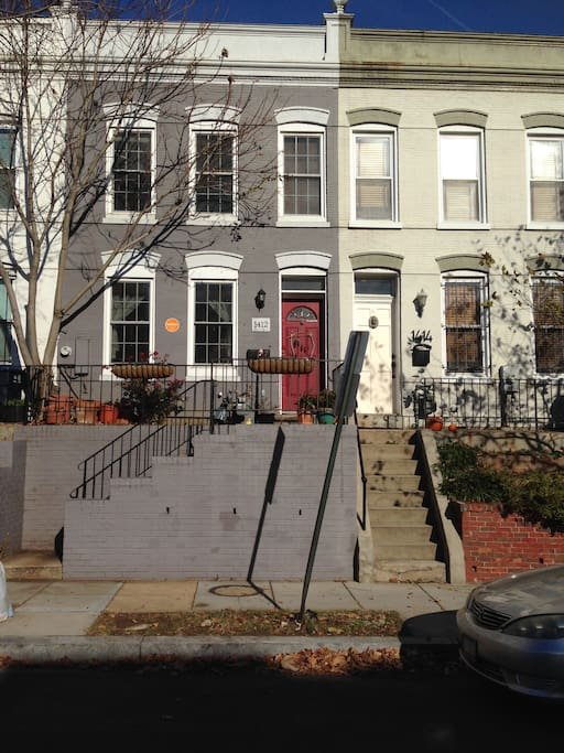 Welcome to your Capitol Hill oasis. Just 14 blocks east of the Capitol Building where the inauguration will take place!